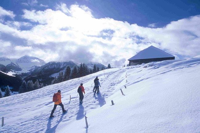 WE Réveillon 2022 dans le Valais