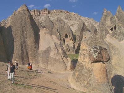 Randonnée en Turquie : Les merveilles de la Cappadoce