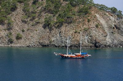 Randonnée en Turquie : Randonnée croisière en Lycie