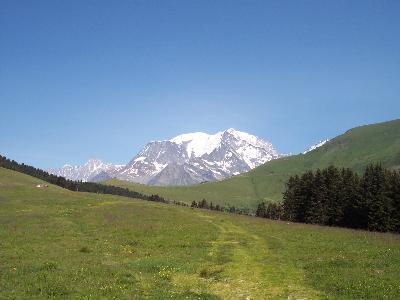 SEJOUR RANDONNEE EN LIBERTE DANS LES ARAVIS Alpes Aravis Mont Blanc - France