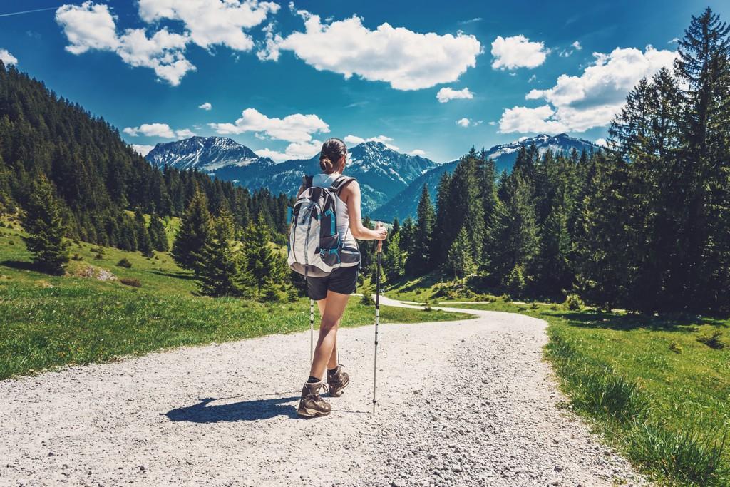Séjour RANDONNEE DOUCE FACE AU MONT BLANC Alpes Aravis Mont Blanc - France