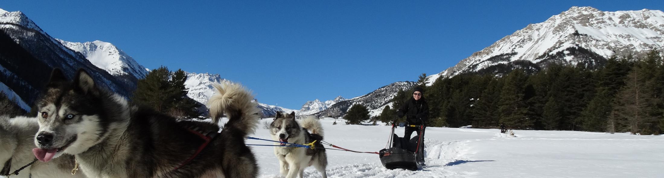 Plaisirs d'hiver en vallée de Cervières : /