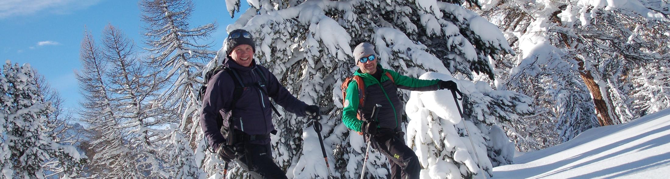Vallée nordique du Briançonnais à ski : /