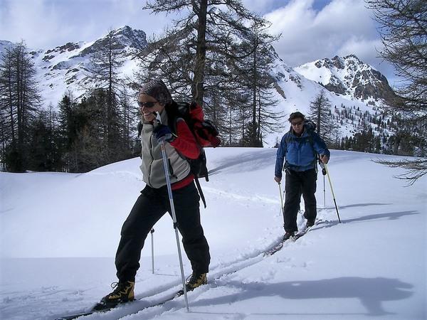 Vallée nordique du Briançonnais à ski -5c7189935b613: /