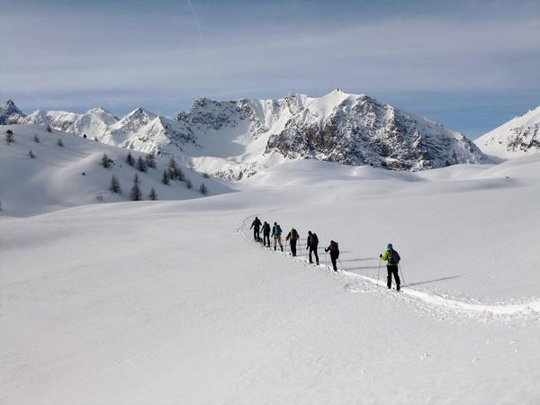 Vallée nordique du Briançonnais à ski -5c7189935b730: /
