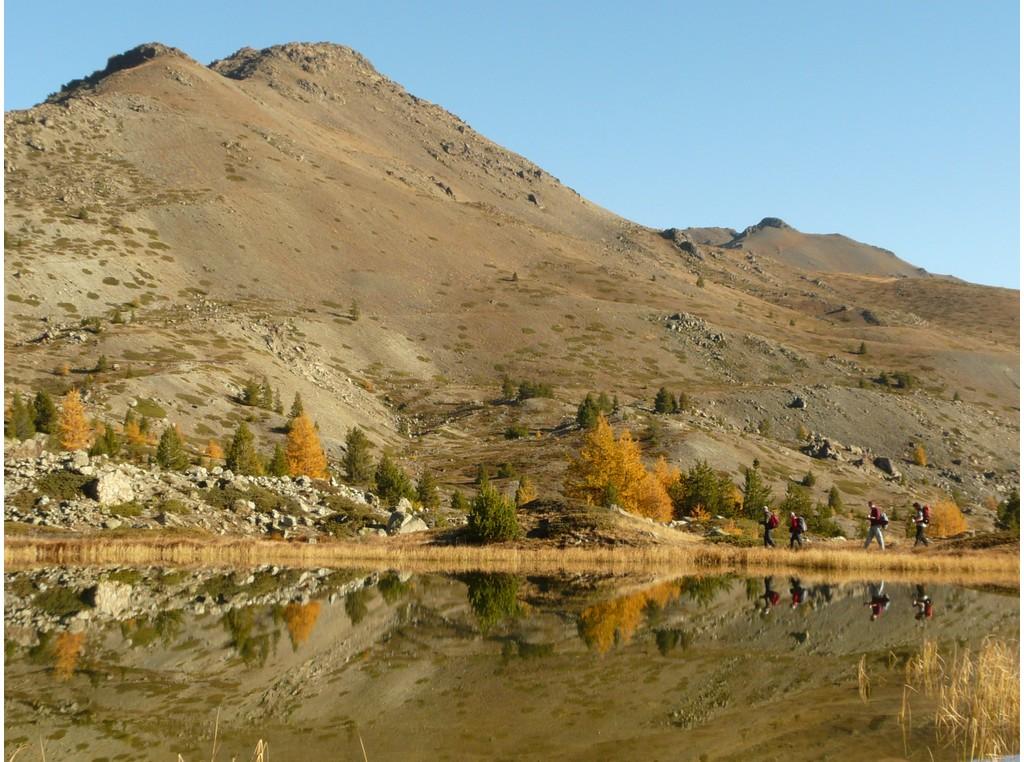 Cervieres, vallée sauvage du Briançonnais à pied -6037abafa4056: /