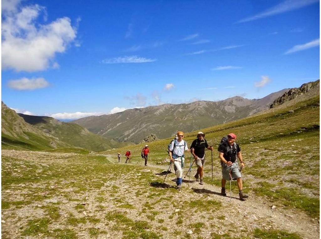 Cervieres, vallée sauvage du Briançonnais à pied -6037abafa4107: /