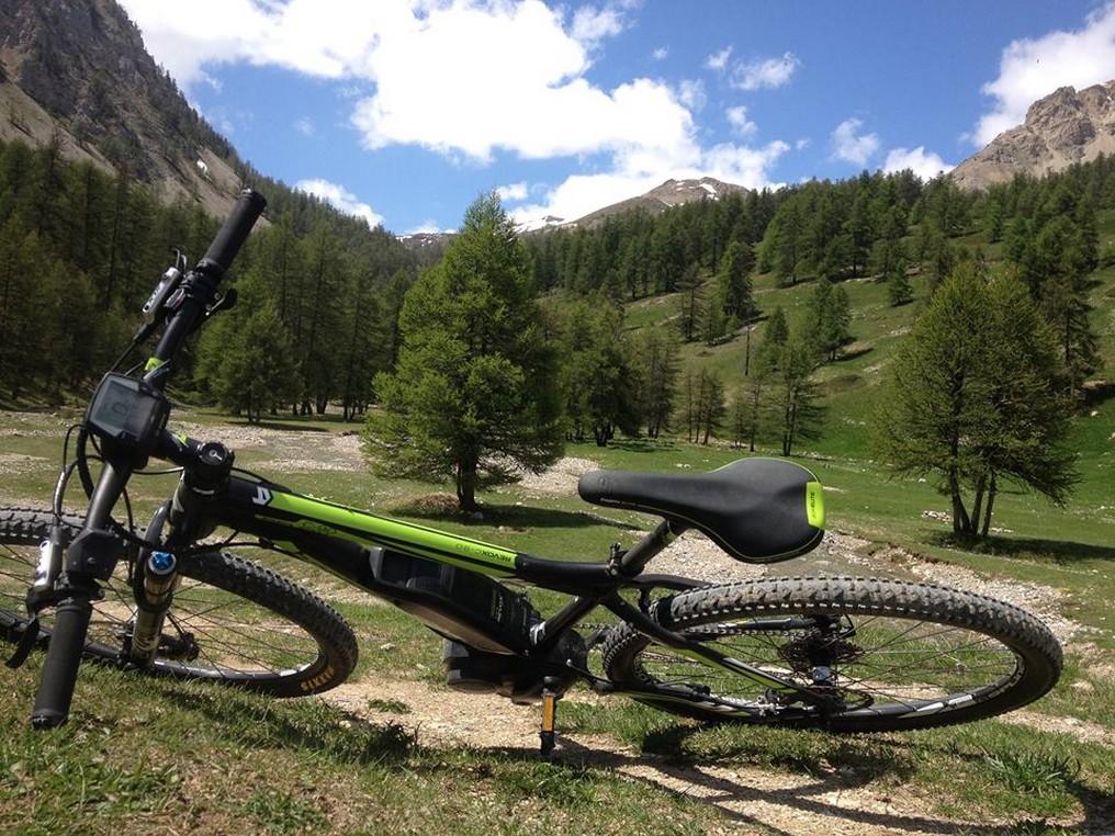 Autour de l'Izoard, cols et vallées authentiques à vélo électrique  -5f634cf1086de: /