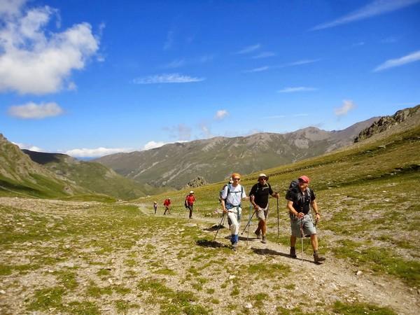 Echappée belle en randonnée autour de l'Izoard : /