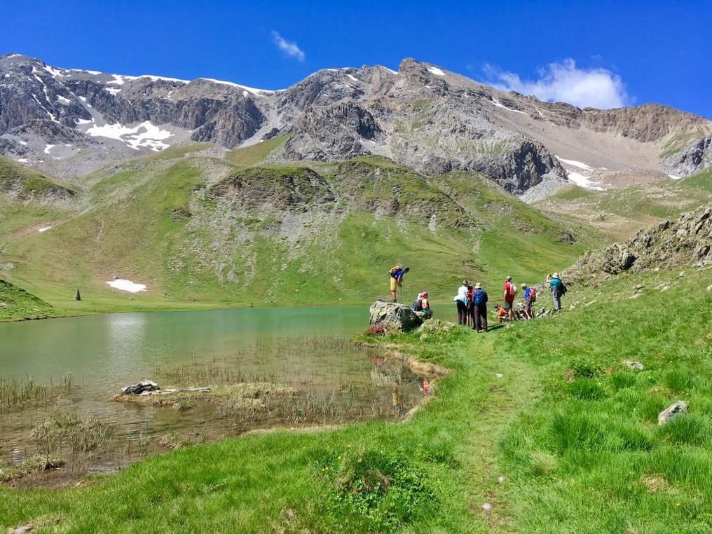 Echappée belle en randonnée autour de l'Izoard -5ed194a445540: /