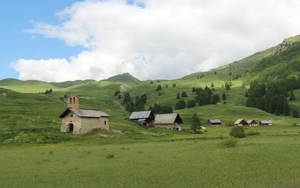 Découverte des sentiers d'altitude du Queyras au Piémont : /