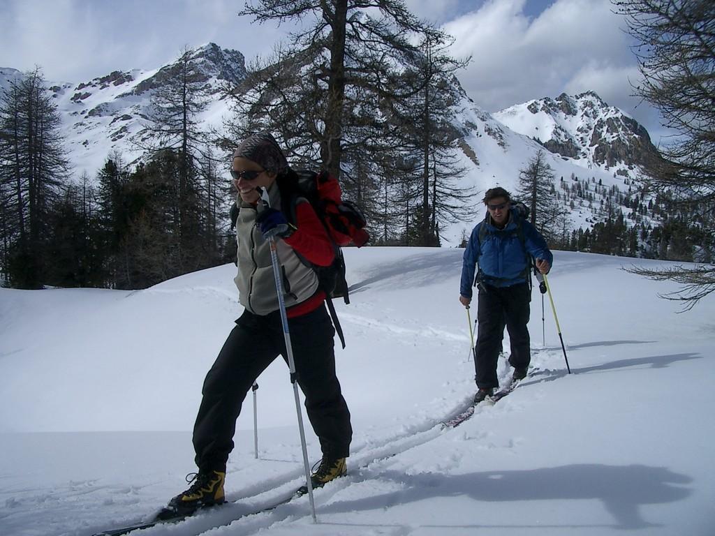 Découverte Du Pays d'Izoard à raquettes et ski nordique -6037aa827b926: /