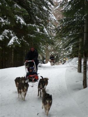 multi-activités neige en famille dans les écrins